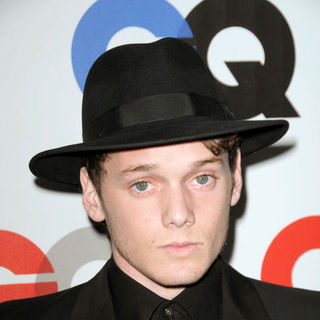 "Anton Yelchin in GQ 2008 ""Men of the Year"" Party - Arrivals"