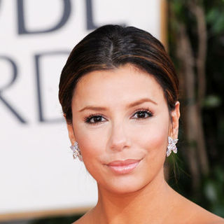 Eva Longoria in 66th Annual Golden Globes - Arrivals