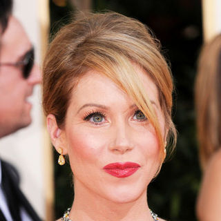 Christina Applegate in 66th Annual Golden Globes - Arrivals