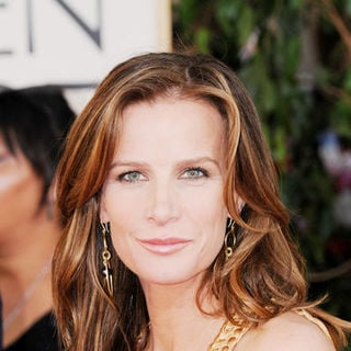 Rachel Griffiths in 66th Annual Golden Globes - Arrivals - BBC-001497