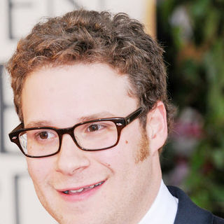 Seth Rogen in 66th Annual Golden Globes - Arrivals