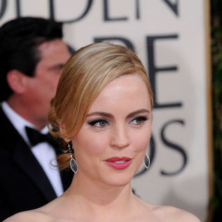 Melissa George in 66th Annual Golden Globes - Arrivals