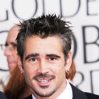 Colin Farrell in 66th Annual Golden Globes - Arrivals