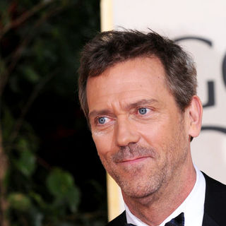 Hugh Laurie in 66th Annual Golden Globes - Arrivals