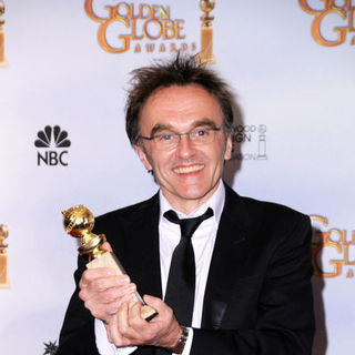 Danny Boyle in 66th Annual Golden Globes - Press Room