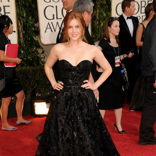 Amy Adams in 66th Annual Golden Globes - Arrivals