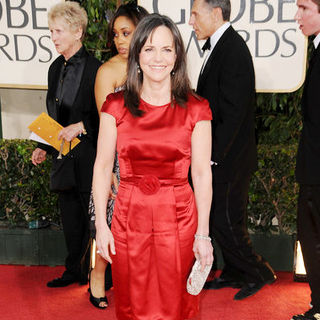 Sally Field in 66th Annual Golden Globes - Arrivals