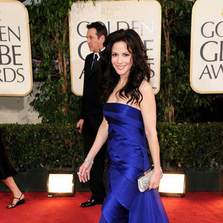 Mary-Louise Parker in 66th Annual Golden Globes - Arrivals - BBC-001640