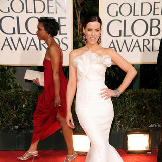 Kate Beckinsale in 66th Annual Golden Globes - Arrivals