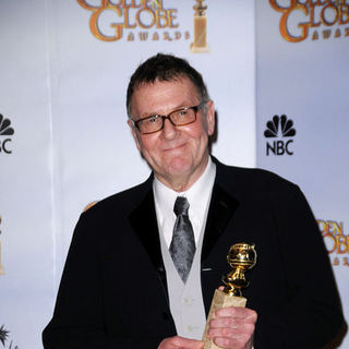 Tom Wilkinson in 66th Annual Golden Globes - Press Room