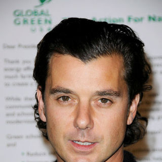 Gavin Rossdale in Global Green USA's 6th Annual Pre-Oscar Party Benefiting Green Schools - Arrivals