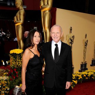 Anthony Hopkins in 81st Annual Academy Awards - Arrivals