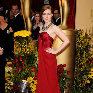 Amy Adams in 81st Annual Academy Awards - Arrivals