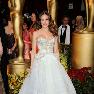 Sarah Jessica Parker in 81st Annual Academy Awards - Arrivals