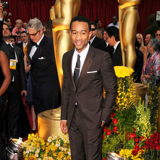 John Legend in 81st Annual Academy Awards - Arrivals