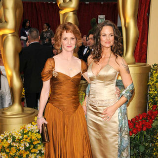 Melissa Leo in 81st Annual Academy Awards - Arrivals