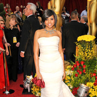 Taraji P. Henson in 81st Annual Academy Awards - Arrivals