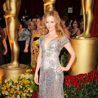 Leslie Mann in 81st Annual Academy Awards - Arrivals