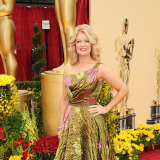 Mary Hart in 81st Annual Academy Awards - Arrivals