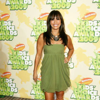 Carrie Ann Inaba in Nickelodeon's 2009 Kids' Choice Awards - Arrivals