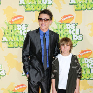 Jesse McCartney in Nickelodeon's 2009 Kids' Choice Awards - Arrivals