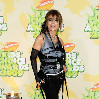 Paula Abdul in Nickelodeon's 2009 Kids' Choice Awards - Arrivals