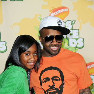 Jermaine Dupri in Nickelodeon's 2009 Kids' Choice Awards - Arrivals