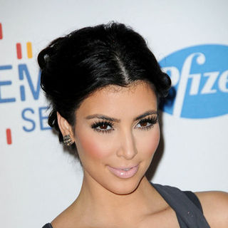 "Kim Kardashian in 16th Annual Race to Erase MS ""Rock to Erase MS"" - Arrivals"