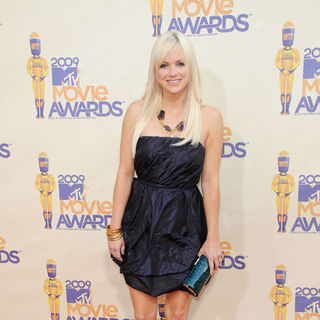 Anna Faris in 18th Annual MTV Movie Awards - Arrivals