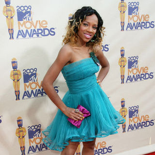 Lil Mama in 18th Annual MTV Movie Awards - Arrivals