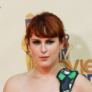 Rumer Willis in 18th Annual MTV Movie Awards - Arrivals