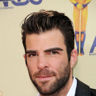 Zachary Quinto in 18th Annual MTV Movie Awards - Arrivals