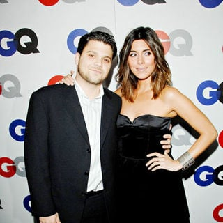 Jamie-Lynn Sigler, Jerry Ferrara in 2009 GQ Men of the Year Awards - Arrivals