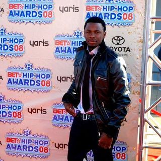 Derek Luke in 2008 BET Hip Hop Awards - Arrivals