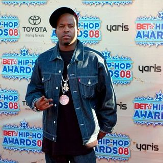 Big Boi in 2008 BET Hip Hop Awards - Arrivals