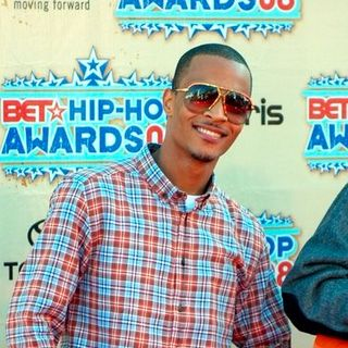 T.I. in 2008 BET Hip Hop Awards - Arrivals