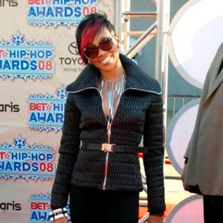 Monica in 2008 BET Hip Hop Awards - Arrivals
