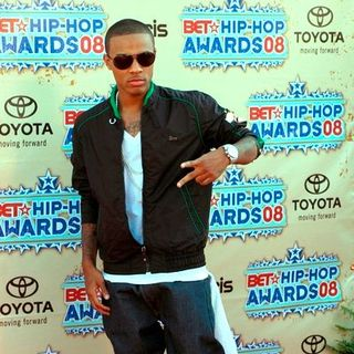 Bow Wow in 2008 BET Hip Hop Awards - Arrivals