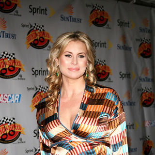 Niki Taylor in Sprint Sound and Speed Presented by Suntrust - Red Carpet Arrivals - CHI-000364