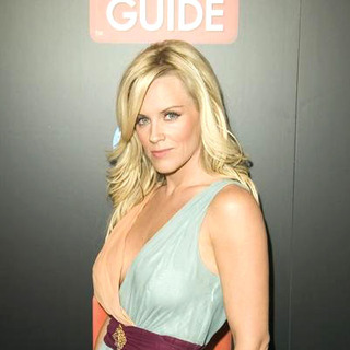 Jenny McCarthy in TV Guide and Inside TV 2005 Emmy After Party - Arrivals - CSH-000790