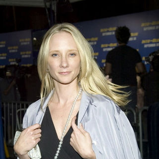 Anne Heche - Into The Blue Los Angeles Premiere - Arrivals