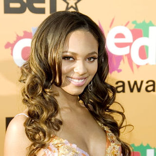 Teairra Mari in 2005 BET Comedy Awards - Arrivals
