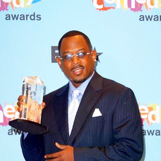 Martin Lawrence in 2005 BET Comedy Awards - Press Room - CSH-001412