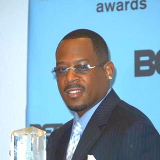 Martin Lawrence in 2005 BET Comedy Awards - Press Room