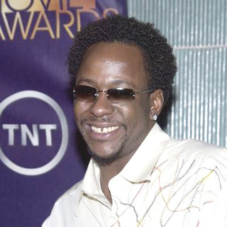 Bobby Brown in 2005 TNT Black Movie Awards