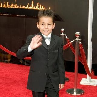 Adrian Alonso in The Legend of Zorro Los Angeles Premiere - Red Carpet