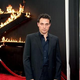 Rufus Sewell in The Legend of Zorro Los Angeles Premiere - Red Carpet