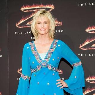 Kylie Bax in The Legend of Zorro Los Angeles Premiere - Red Carpet