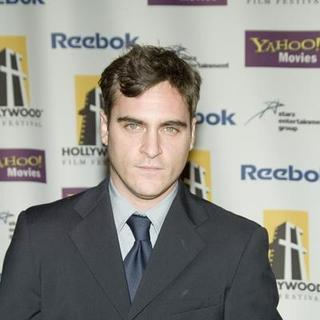 Joaquin Phoenix in 9th Annual Hollywood Film Festival Awards Gala Ceremony - Arrivals