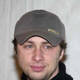 Zach Braff in Harman/Kardon VIP Celebrity Party at The Rolling Stones Concert